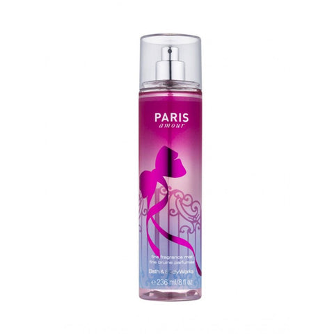 Buy original Bath & Body Paris Amour Mist For Women 236ml only at Perfume24x7.com