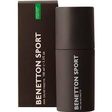Buy original United Colors of Benetton Sports EDT For Men 100ml only at Perfume24x7.com