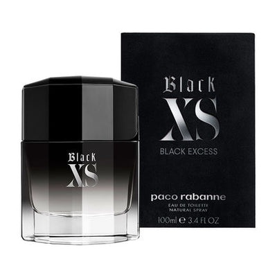 Buy original Paco Rabanne Black XS For Men Edt 100ml only at Perfume24x7.com