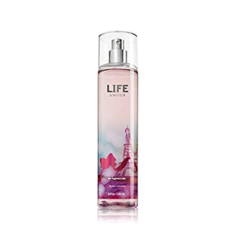 Body Luxuries Life Amour Mist
