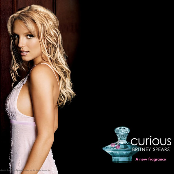 Buy original Britney Spears Curious EDP For Women 100ml only at Perfume24x7.com