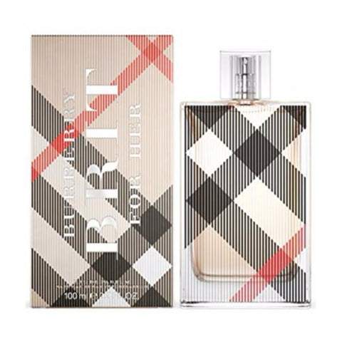 Buy original Burberry Brit Eau De Parfum For Women 100ml only at Perfume24x7.com