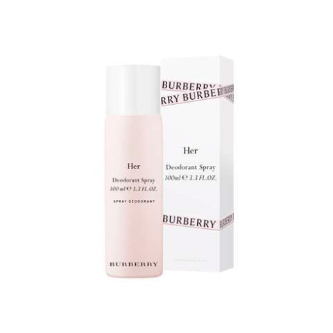 Buy original Burberry Her Deodorant For Women 100 ML only at Perfume24x7.com