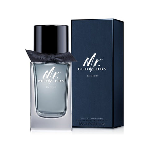 Buy original Burberry Mr.Burberry Indigo EDT For Men 100 ML only at Perfume24x7.com