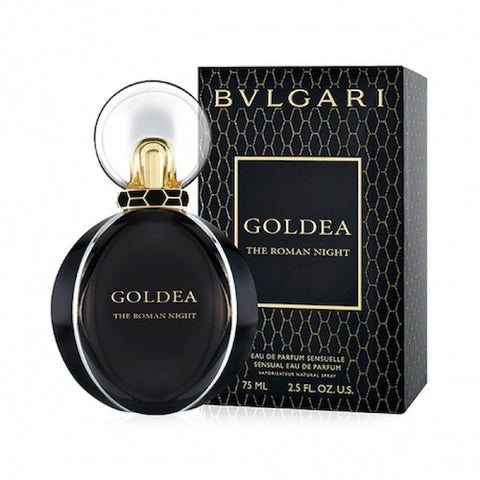 Buy original Bvlgari Goldea The Roman Night EDP For Women 75ml only at Perfume24x7.com
