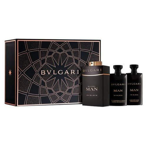 Buy original Bvlgari Man In Black EDP 60ml Gift Set For Men only at Perfume24x7.com