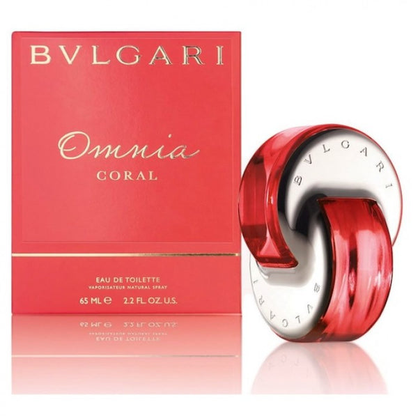 Buy original Bvlgari Omnia Coral EDT For Women 65ml only at Perfume24x7.com