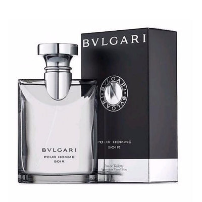Buy original Bvlgari Pour Homme Soir EDT 100ml only at Perfume24x7.com