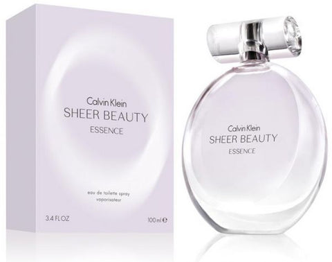 Buy original Calvin Klein Sheer Beauty Essence EDT For Women 100ml only at Perfume24x7.com
