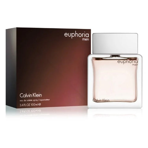 Buy original Calvin Klein Euphoria EDT For Men 100ml only at Perfume24x7.com