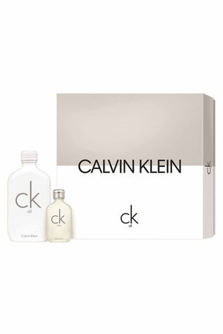 Buy original Calvin Klein Ck all Gift Set 100 Ml Edt Spray + 15 Ml Edt Mini Nip only at Perfume24x7.com