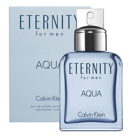 Buy original Calvin Klein Eternity Aqua EDT For Men 100ml only at Perfume24x7.com