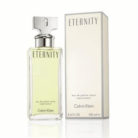 Buy original Calvin Klein Eternity EDP For Women 100ml only at Perfume24x7.com