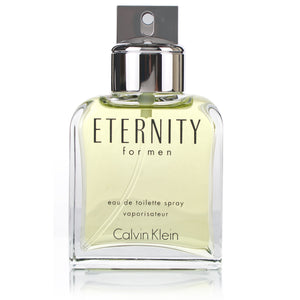 Buy original Calvin Klein Eternity EDT For Men 100ml only at Perfume24x7.com