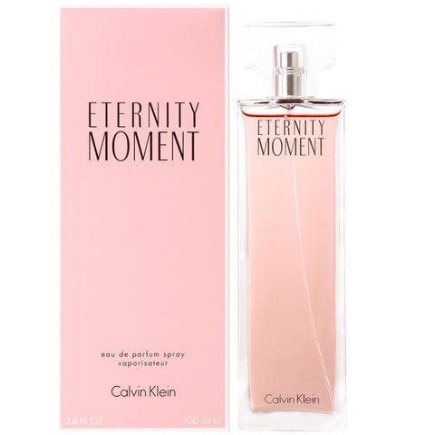 Buy original Calvin Klein Eternity Moment EDP 100ml For Women only at Perfume24x7.com