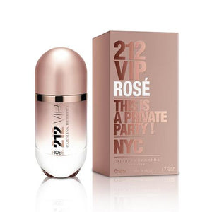 Carolina Herrera 212 VIP Rose Women EDP 80ml