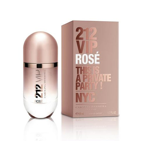 Buy original Carolina Herrera 212 VIP Rose Women EDP 80ml only at Perfume24x7.com
