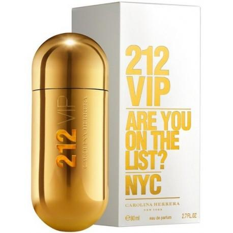 Carolina Herrera 212 VIP Women EDP 80ml