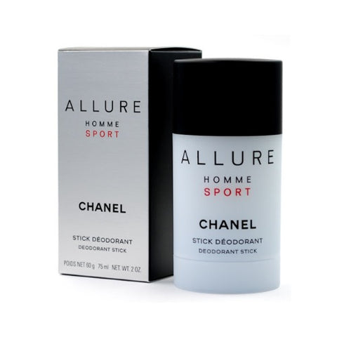 Buy original Chanel Allure Homme Sport Deodorant Stick For Men 75ml only at Perfume24x7.com