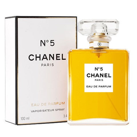 Buy original Chanel No.5 Eau De Perfume For Women 100ml only at Perfume24x7.com