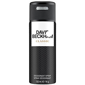 David Beckham Classic Deodorant For Men 150ml