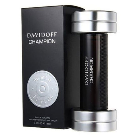 Buy original Davidoff Champion EDT For Men 90ml only at Perfume24x7.com
