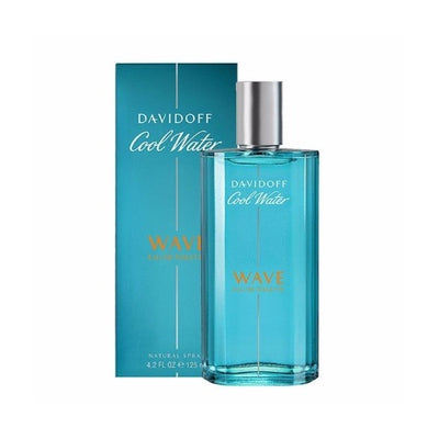 Buy original Davidoff Cool Water Wave EDT For Men 125ml only at Perfume24x7.com
