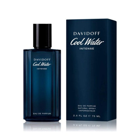 Buy original Davidoff Coolwater Intense EDP For Men 125ml only at Perfume24x7.com