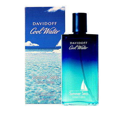 Davidoff Coolwater Summer Seas EDT For Men 125ml - Perfume24x7.com