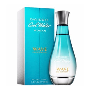 Buy original Davidoff Coolwater Wave For Women 100ml only at Perfume24x7.com