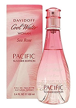 Buy original Davidoff Searose Summer Edtion Edt For Women 100ml only at Perfume24x7.com