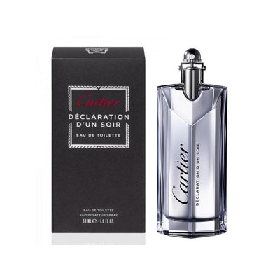 Buy original Cartier Declaration Dun Soir Edt For Men 100ml only at Perfume24x7.com