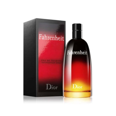Buy original Christian Dior Fahrenheit EDT For Men 100ml only at Perfume24x7.com