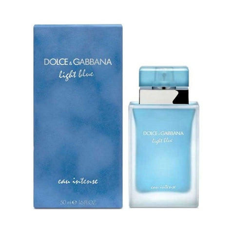 Buy original Dolce & Gabbana Light Blue Eau Intense EDP For Women 100ml only at Perfume24x7.com