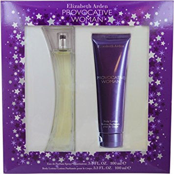 Buy original Elizabeth Arden Provocative Women Gift Set 100ml only at Perfume24x7.com