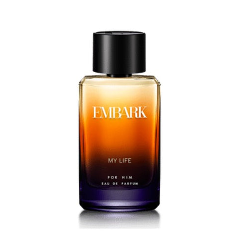 Buy original Embark My Life EDP For Him 100ml only at Perfume24x7.com