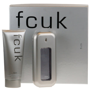 Buy original Fcuk For Men EDT Gift Set 100ml only at Perfume24x7.com