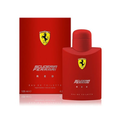 Buy original Ferrari Scuderia Red EDT For Men 125ml only at Perfume24x7.com