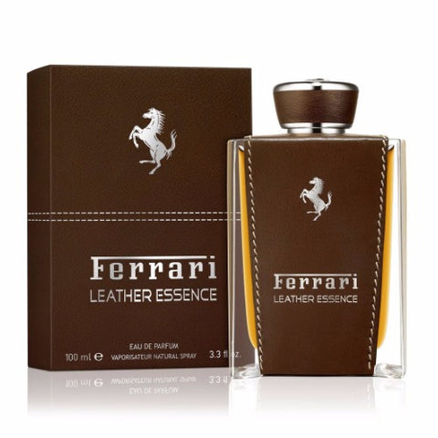 Buy original Ferrari Leather Essence EDP For Men 100ml only at Perfume24x7.com