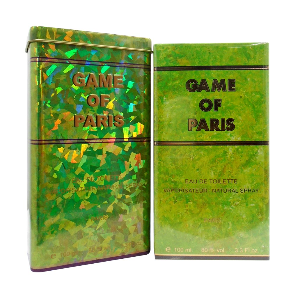 Buy original Game of Paris EDT For Men 100ml only at Perfume24x7.com