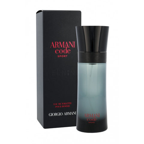 Buy original Giorgio Armani Code Sport Edt only at Perfume24x7.com