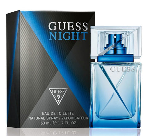 Buy original Guess Night EDT For Men 100ml only at Perfume24x7.com