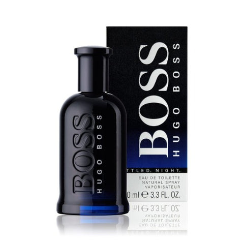 Buy original Hugo Boss Bottled Night EDT For Men 100ml only at Perfume24x7.com