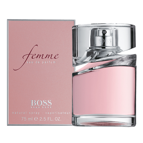 Hugo Boss Femme EDP For Women 75ml - Perfume24x7.com