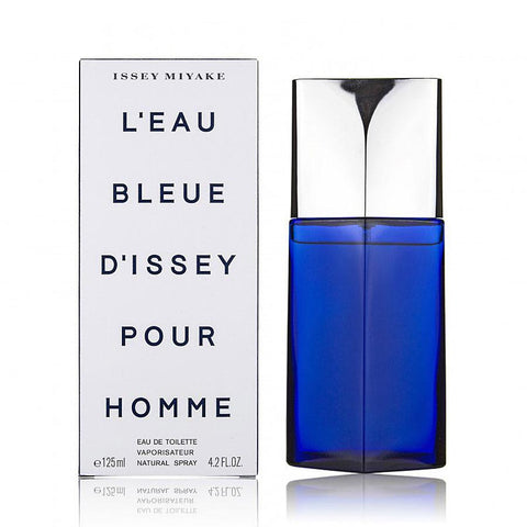 Buy original Issey Miyake Bleue Pour Homme For Men EDT 125 Ml only at Perfume24x7.com