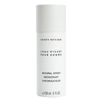Buy original Issey Miyake Pour Homme Deodorant For Men 150ml only at Perfume24x7.com
