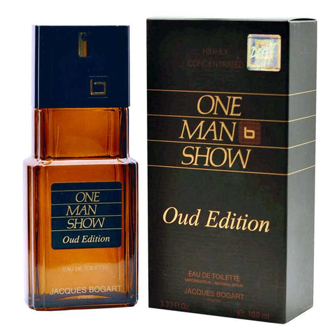 Buy original One Man Show Oud Edition By Jacques Bogart EDT 100ml only at Perfume24x7.com