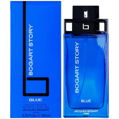 Buy original Jacques Bogart Blue Story For Men EDT 100ml only at Perfume24x7.com