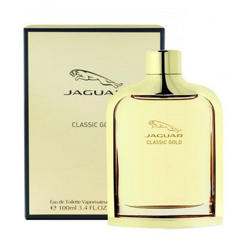 Buy original Jaguar Classic Gold EDT For Men 100ml only at Perfume24x7.com