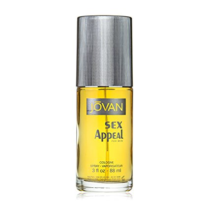 Buy original Jovan Sex Appeal Cologne For Men 88ml only at Perfume24x7.com